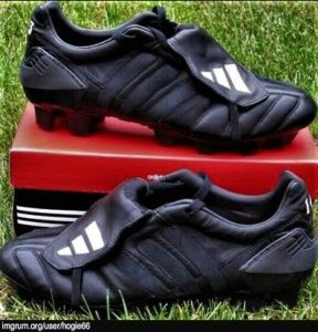official photos 9907b 87993 Here are a pair of adidas Predator Mania Blackouts. Where the whole boot,  except the adidas logo on the tongue and heel has been blacked out.